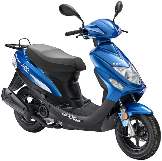 Luxxon Motorroller »ECO«, 49,6 ccm, 45 km/h, Euro 5