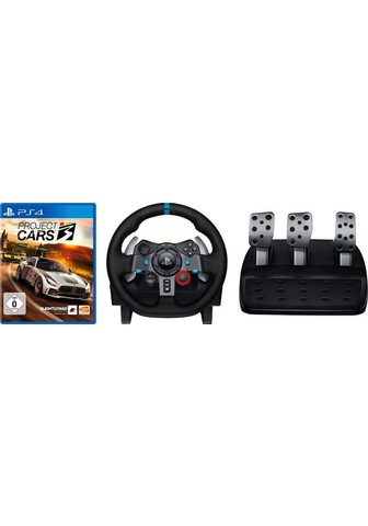 Logitech G »G29« Gaming-Controller (inkl. PS4 Pro...