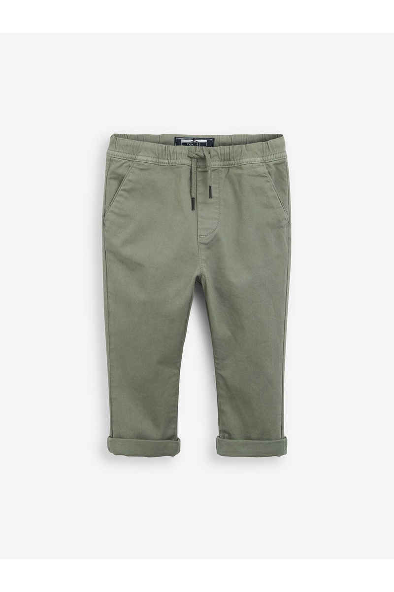 Next Chinohose »Loose Fit Pull-On Chino Trousers« (1-tlg)