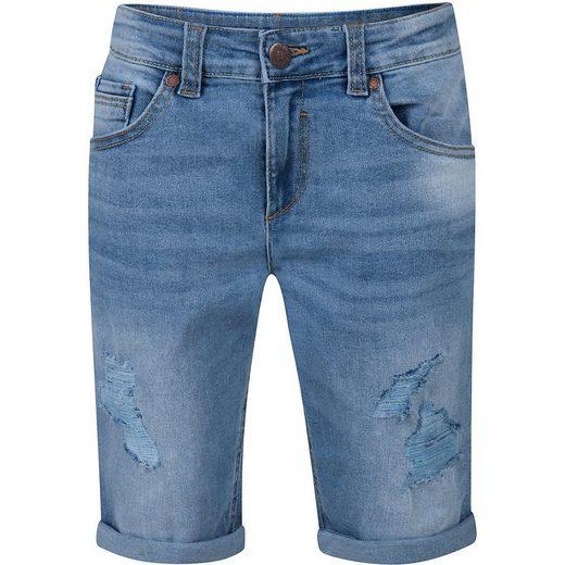 WE Fashion Jeansshorts »Jeansshorts BILLIE für Jungen«