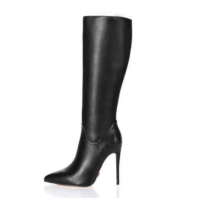 Giaro »Giaro Mila Schwarz Black Matte Stiefel« High-Heel-Stiefel Vegan