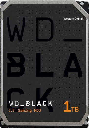 "Western Digital »WD_Black« HDD-Desktop-Festplatte 3,5"" (1 TB), Bulk)"