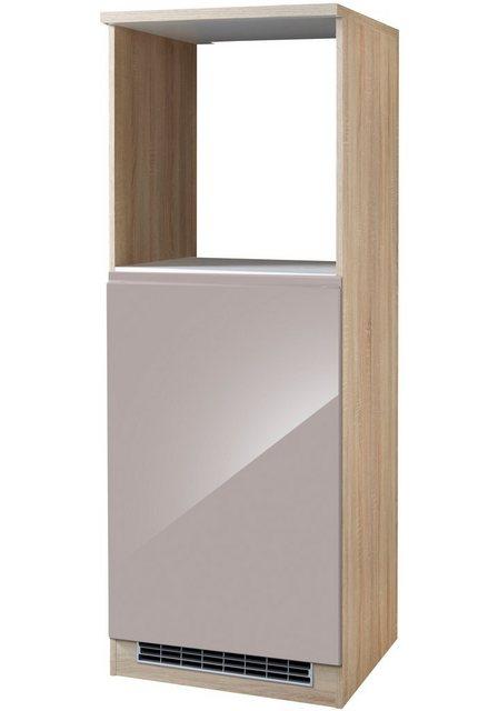 Held Möbel Kombinierter Backofen-Kühlumbauschrank Columbia, Höhe 165 cm