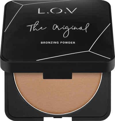 L.O.V Bronzer-Puder »THE ORIGINAL bronzing powder«