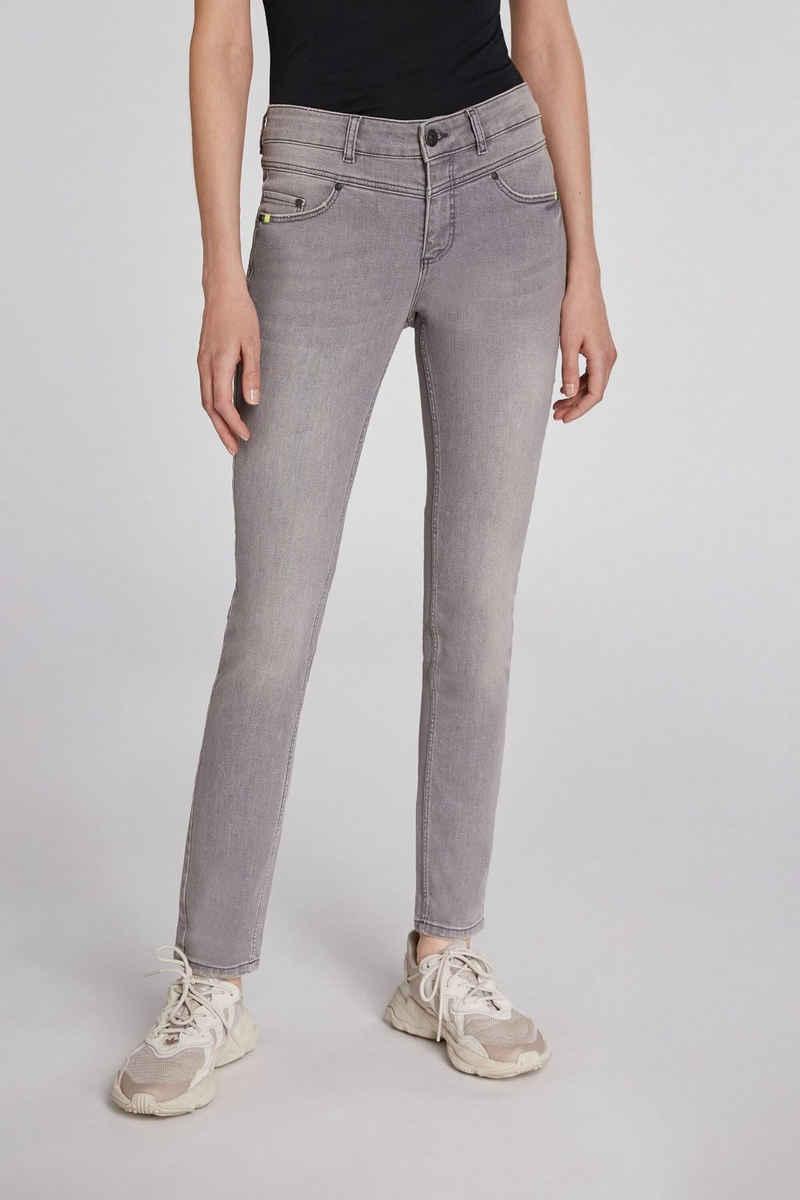Oui Slim-fit-Jeans »Denim THE NEWPORT« Ohne Details