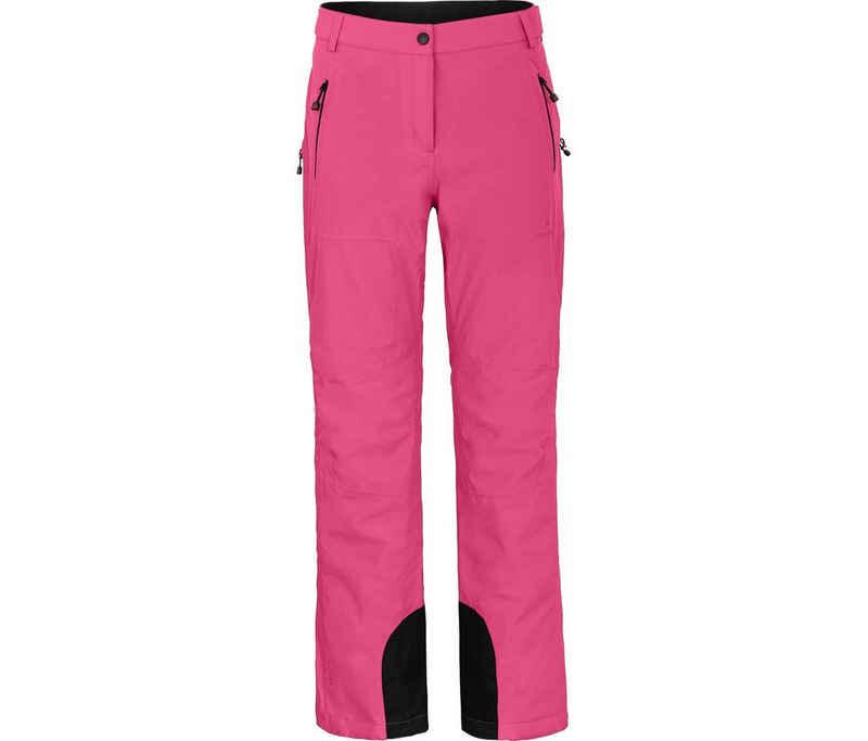 Bergson Skihose »ICE« Damen Skihose, wattiert, 20000 mm Wassersäule, Kurzgrößen, pink