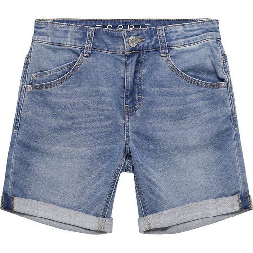Esprit Jeansshorts »Jeansshorts für Jungen«
