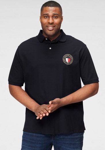 Tommy Hilfiger Big & Tall Poloshirt »BT-CREST CHEST POLO-B«