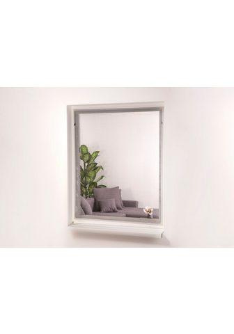 hecht international Insektenschutz-Fenster »EASY« weiß/ant...