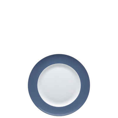 Thomas Porzellan Brotteller »Sunny Day Nordic Blue Brotteller 18 cm«, (1 Stück)
