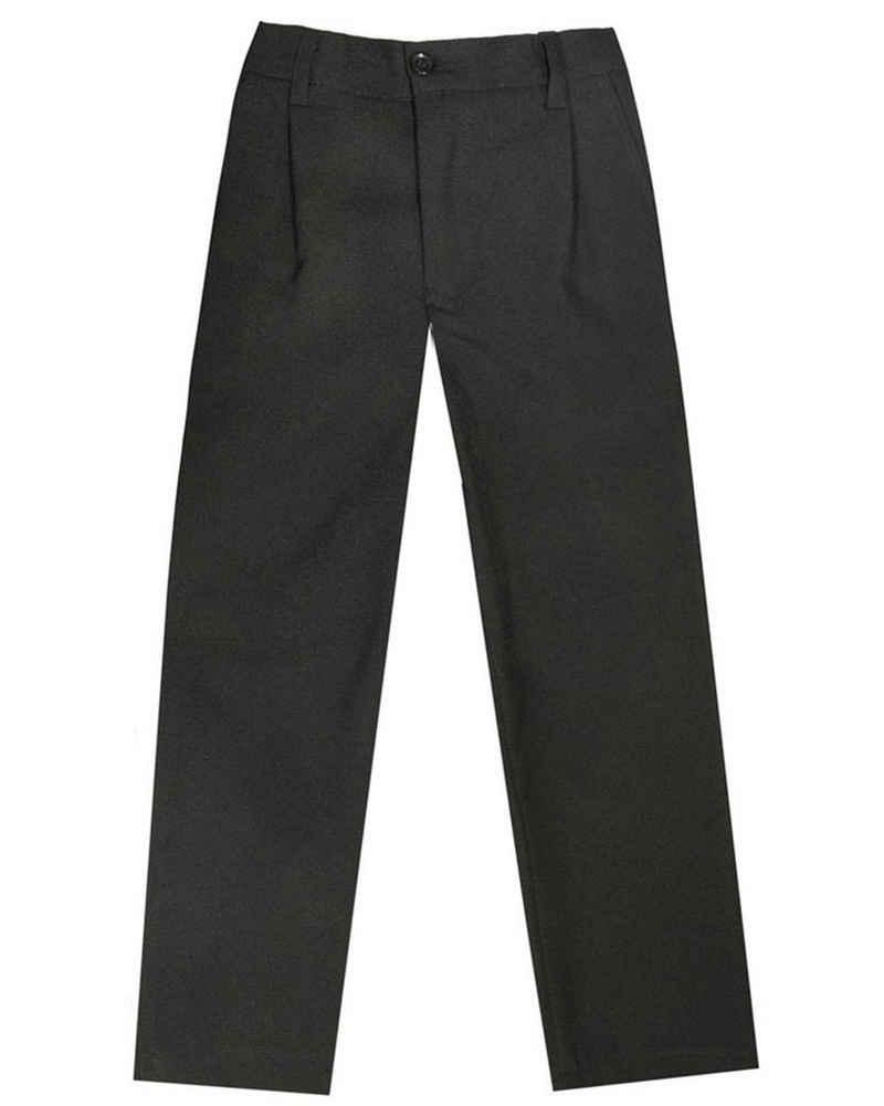 Paul Malone Anzughose »Elegante Kinder Hose für Jungen - festliche Jungenhose« (1-tlg) schwarz KA20
