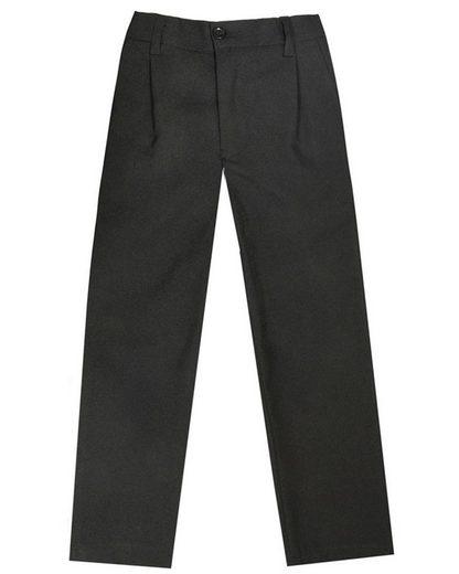 Paul Malone Anzughose »Elegante Kinder Hose für Jungen - festliche Jungenhose« (1-tlg) blau dunkelblau KA60