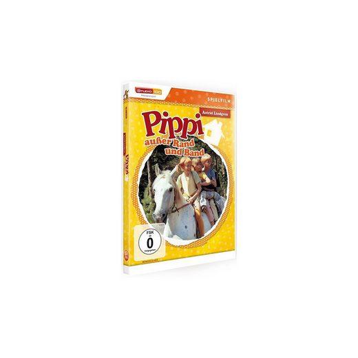 Universum DVD Pippi Langstrumpf - Pippi außer Rand und Band