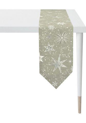 APELT Tischband »3624 Christmas Elegance Jac...