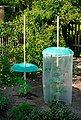 KHW Set: Pflanzenschutzdach »Tomatenhut Starter«, 3 Stk., ØxH: 49x7 cm, inkl. 3 Schläuchen + Folien, Bild 4