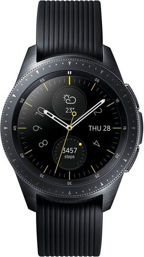 Samsung Galaxy Watch - LTE - 42mm Smartwatch (3,05 cm/1,2 Zoll, Tizen OS)