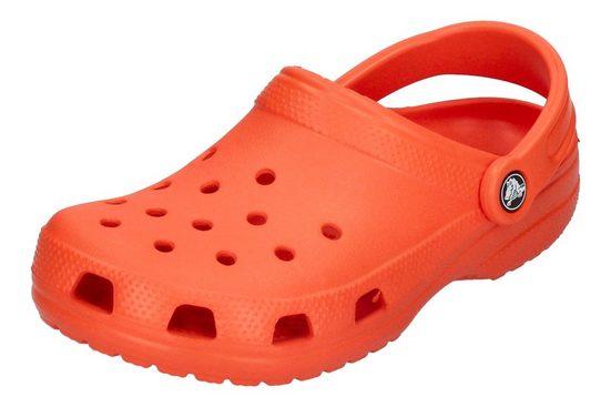 Crocs »Classic Kids« Clog Tangerine