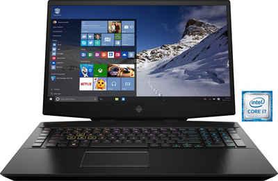 OMEN 17-cb0261ng Gaming-Notebook (43,9 cm/17,3 Zoll, Intel Core i7, GeForce RTX™ 2060, 1000 GB SSD)