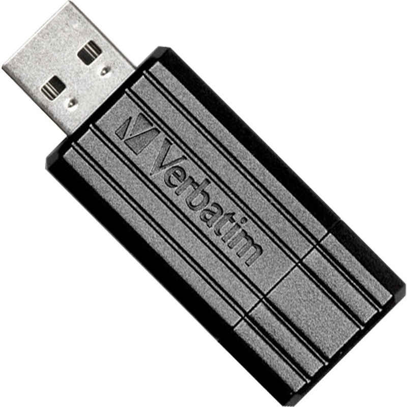 Verbatim »Pin Stripe 8 GB« USB-Stick