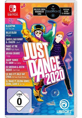 UBISOFT Just Dance 2020 Nintendo Switch