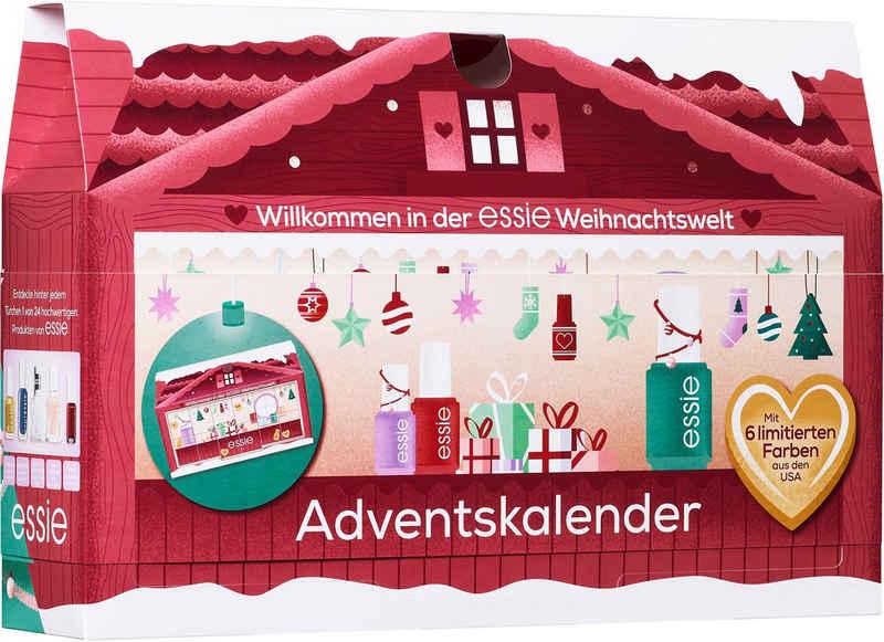 essie Adventskalender »Nagellack Adventskalender 2021« (24-tlg)