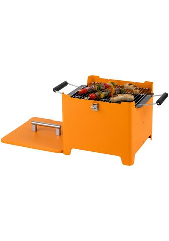 Tepro Holzkohlegrill »Chill&Grill Cube« BxTx...