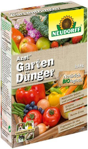 NEUDORFF Gartendünger »Azet«, 2,5 kg