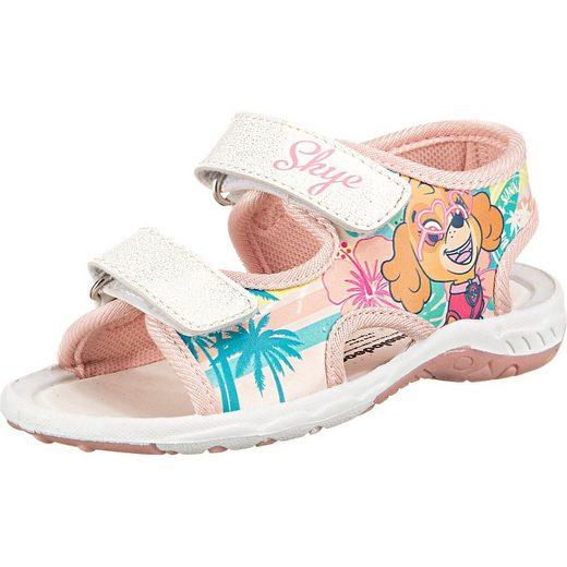 PAW PATROL »PAW Patrol Sandalen für Mädchen« Sandale