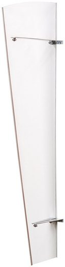 SUPERROOF Seitenblende »METTE«, TxH: 58,6x167 cm