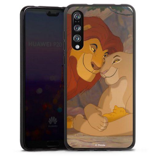 DeinDesign Handyhülle »Lion Love« Huawei P20 Pro, Hülle König der Löwen Disney Offizielles Lizenzprodukt