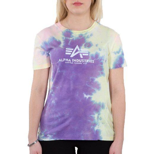 Alpha Industries T-Shirt »Basic Batik« (1-tlg)