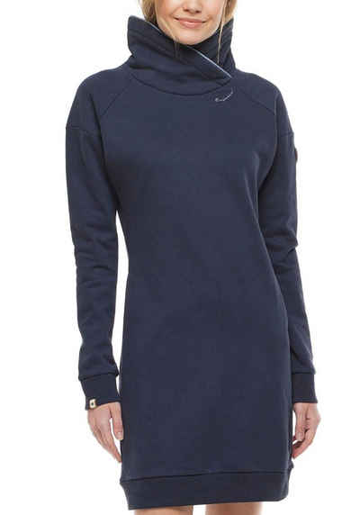 Ragwear Sweatkleid »CRUZADA DRESS ORGANIC«