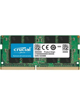 Crucial »16GB DDR4-2666 SODIMM« Laptop-Arbeits...