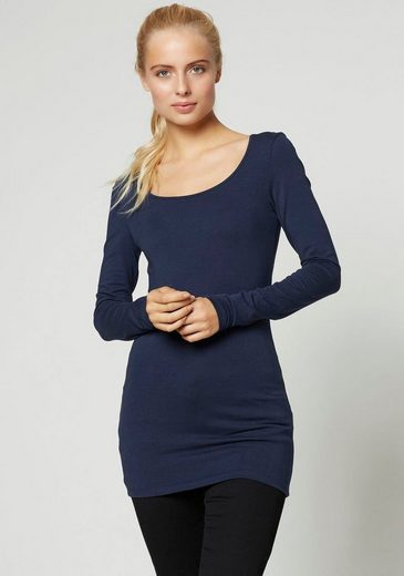 Vero Moda Langarmshirt »VMMAXI«