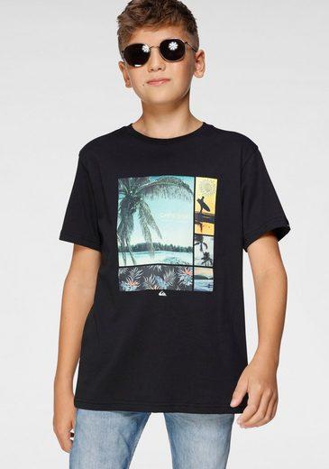 Quiksilver T-Shirt »HIDDEN COVE SS YTH«