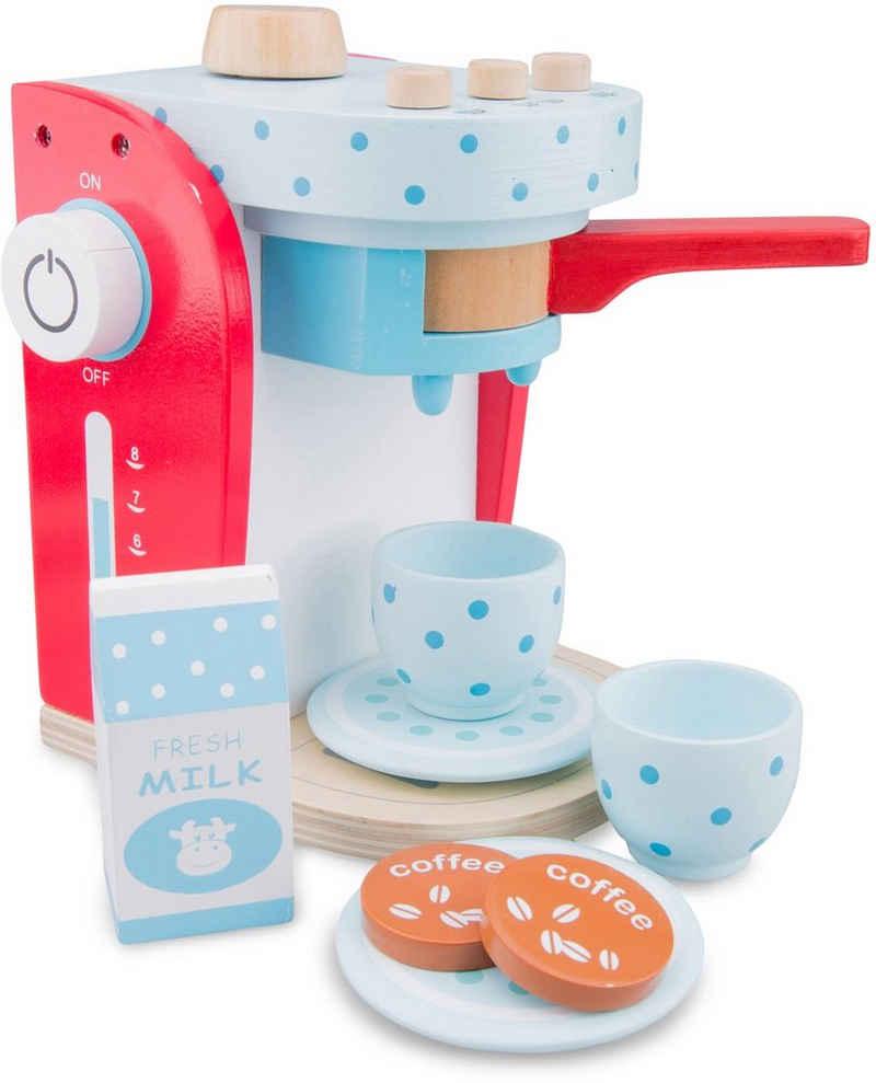 New Classic Toys® Kinder-Kaffeemaschine »Bon Appetit - Kaffeemaschine blau-weiß«