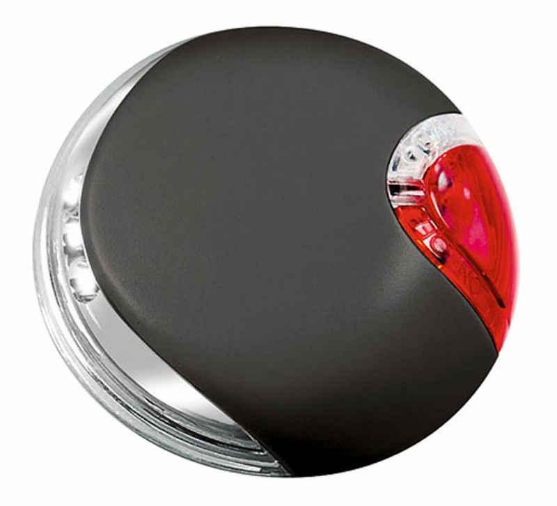flexi Hundeleine, Kunststoff, Separat einstellbares Front- und Rücklicht, Inkl. Batterien (AAA), Für New Comfort, New Classic und Design S, M und L
