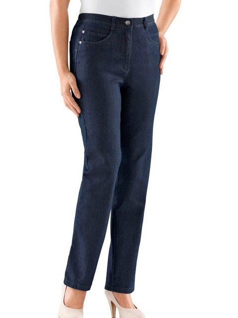 Hosen - Casual Looks Dehnbund Jeans › blau  - Onlineshop OTTO