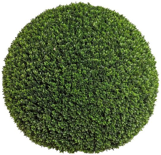 Kunstpflanze »Buchsbaumkugel« Buchsbaum, Creativ green, Höhe 70 cm