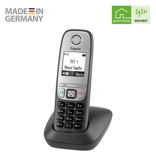 Gigaset »Gigaset Comfort« Schnurloses DECT-Telefon