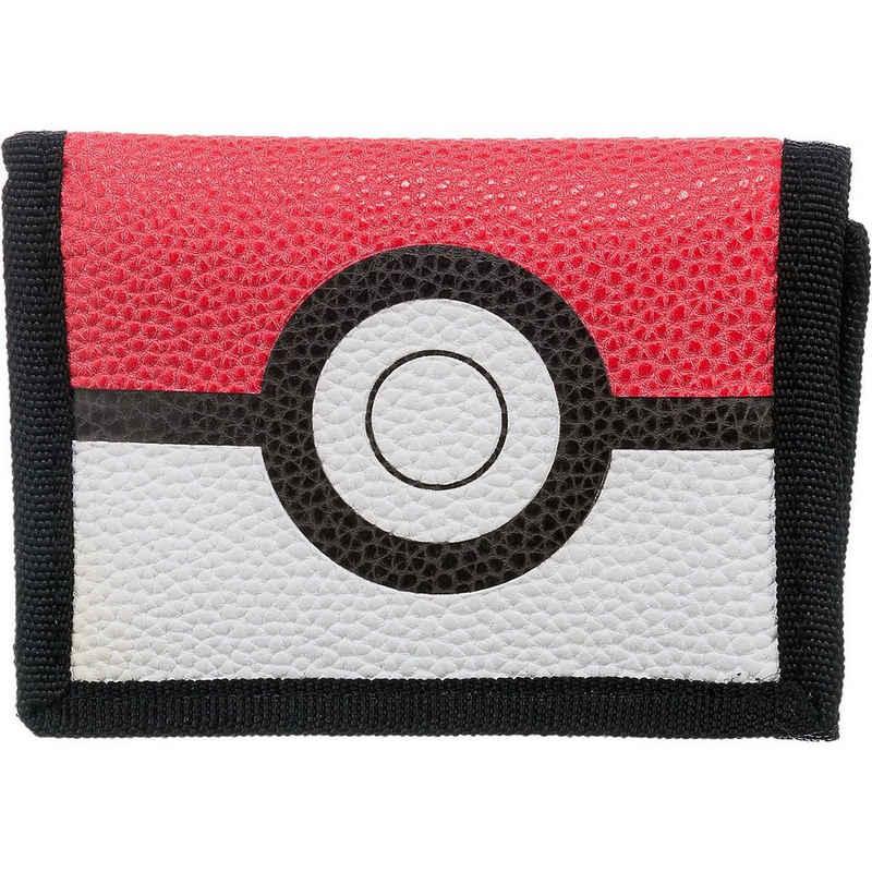 POKÉMON Geldbörse »Geldbörse Pokémon Pokeball«