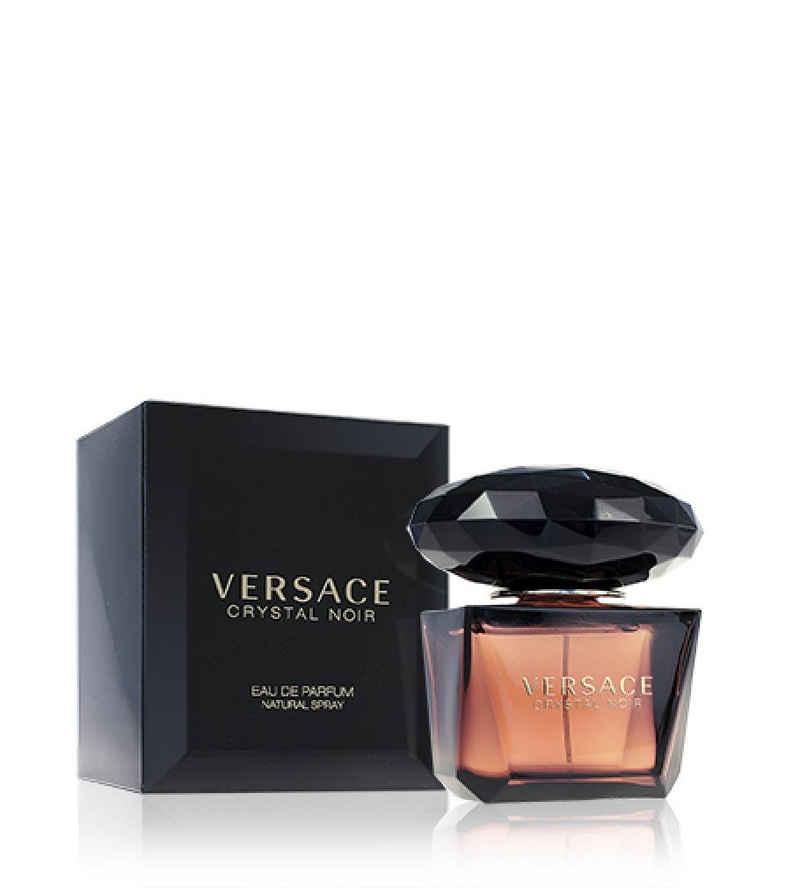 Versace Eau de Parfum »Versace Crystal Noir Eau de Parfum 90 ml«