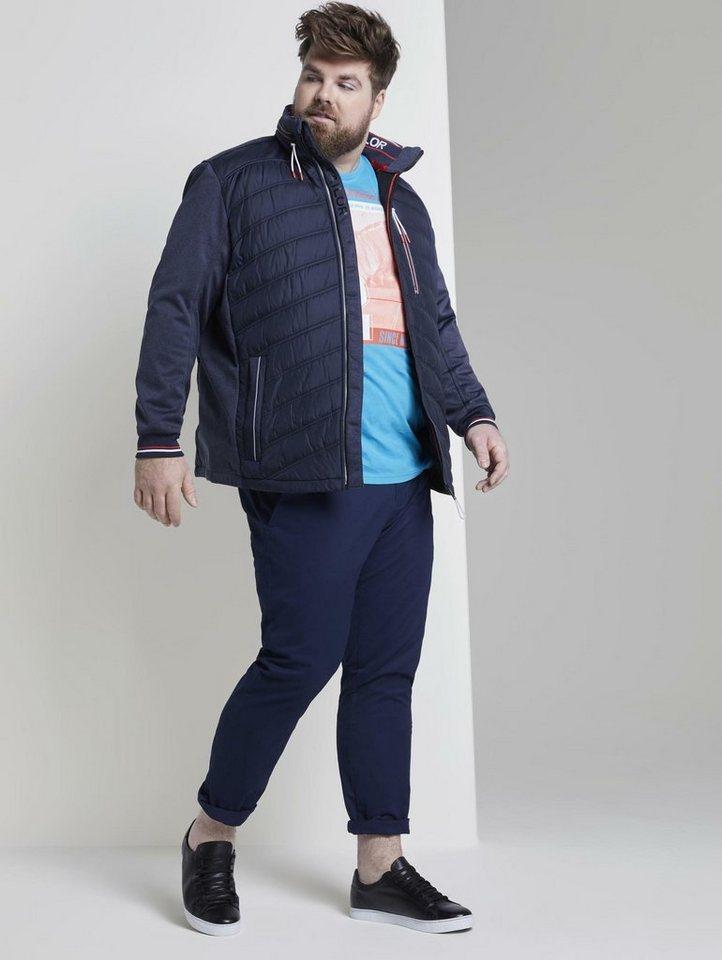 tom tailor men plus -  Chinohose »Slim Chino Hose«