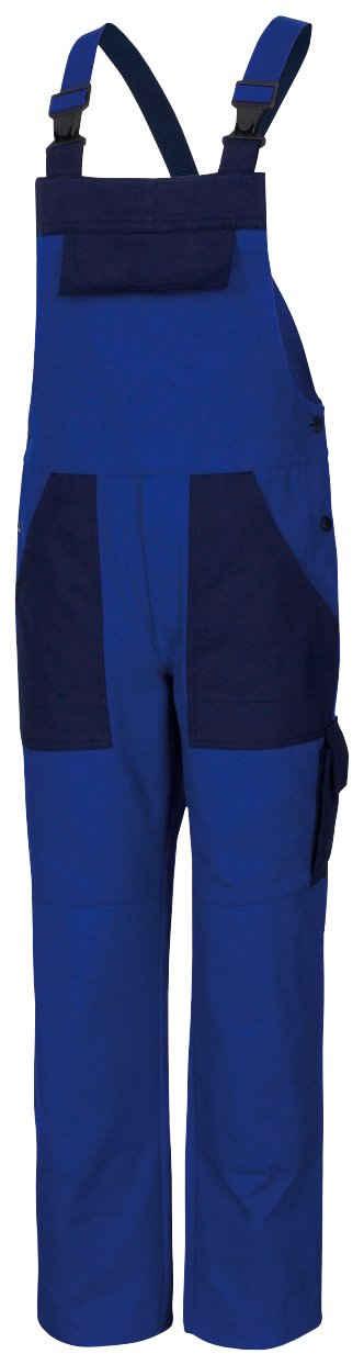 Latzhose mit Zollstocktasche