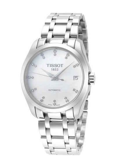 Tissot Automatikuhr »Tissot Armband Uhr«