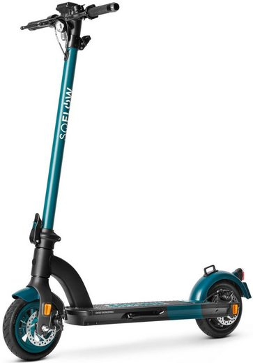 soflow E-Scooter »SO4 Gen 2«, 20 km/h, (mit Schutzblechen)