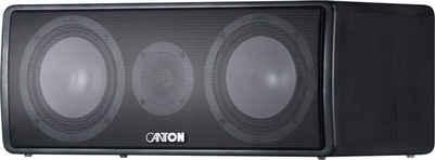 CANTON Ergo 655 Center Center-Lautsprecher (160 W)