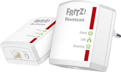 AVM »FRITZ!Powerline 510E Set« LAN-Router