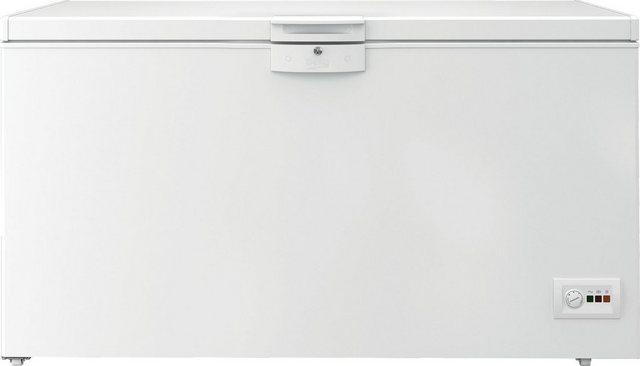 BEKO Gefriertruhe HSA47530N, 155,5 cm breit, 451 l
