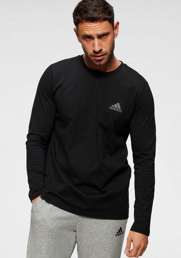 adidas Performance T-Shirt »MEN WORLDWIDE SPORT LONGSLEEVE TEE«
